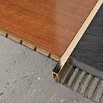 PU 10 полированная вставка-делитель плитки
