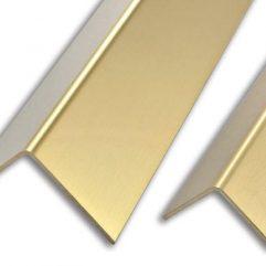 Угол алюминиевый 10*10 мм.